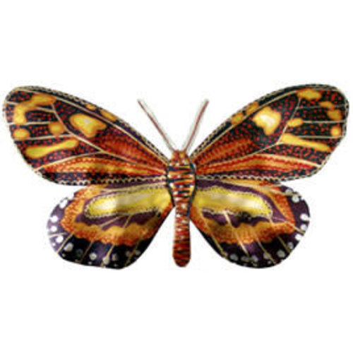Melanie Tomlinson Butterfly Brooch BB3 70x39mm