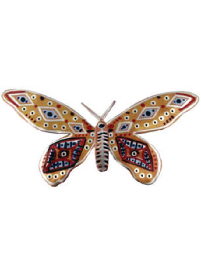 Butterfly Brooch BB13 80x42mm
