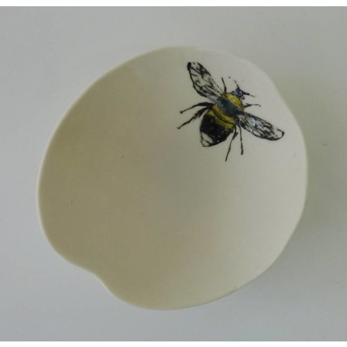 Martha's Grandad Bumble Bee Bowl Bowl
