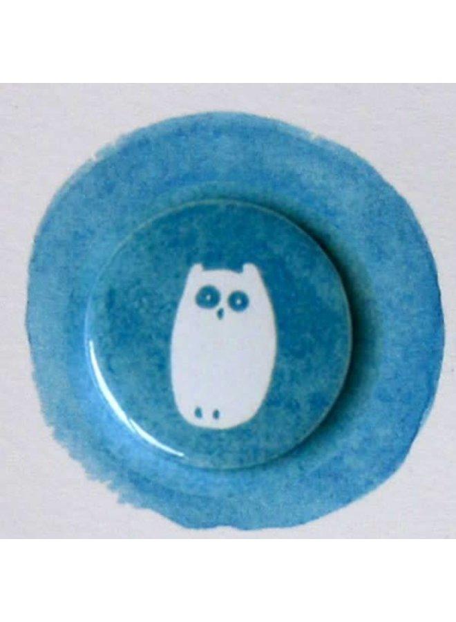 2 Owls Badge Card