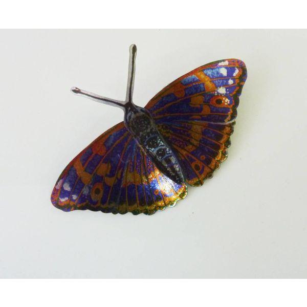 Butterfly Brooch BB6 71x48mm