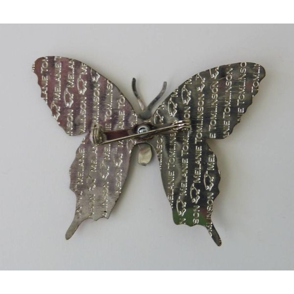 Butterfly Brooch BB2 66x53mm