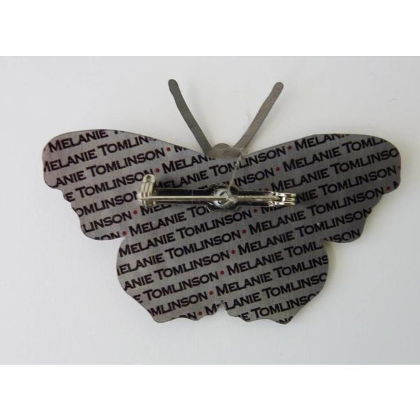 Butterfly Brooch BB8 71 x 39mm