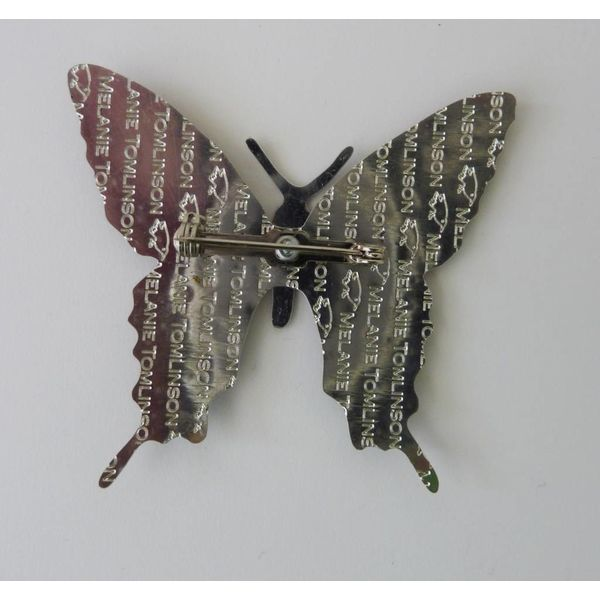 Butterfly Brooch BB19 60x55mm