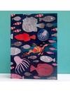 Sea Creatures Badge Card