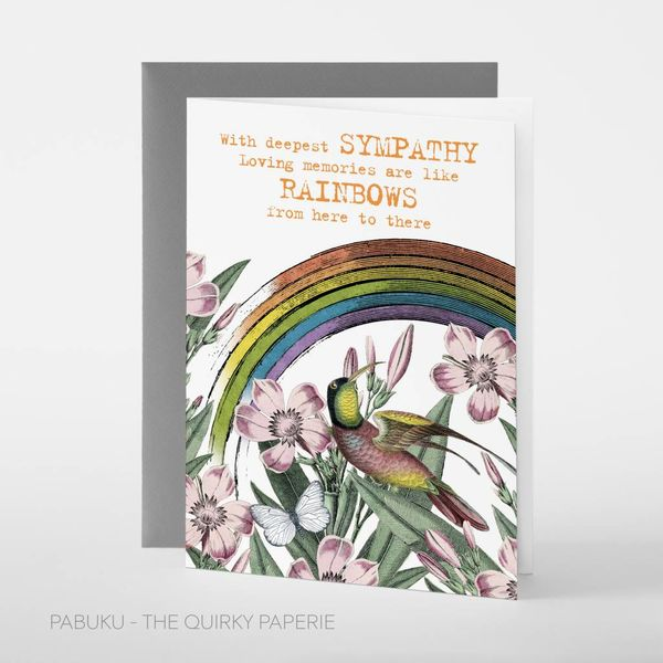 Sympathy Rainbows