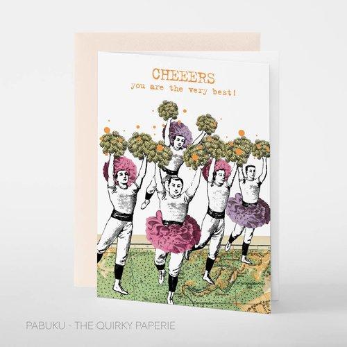 Pabuku Cheeers card