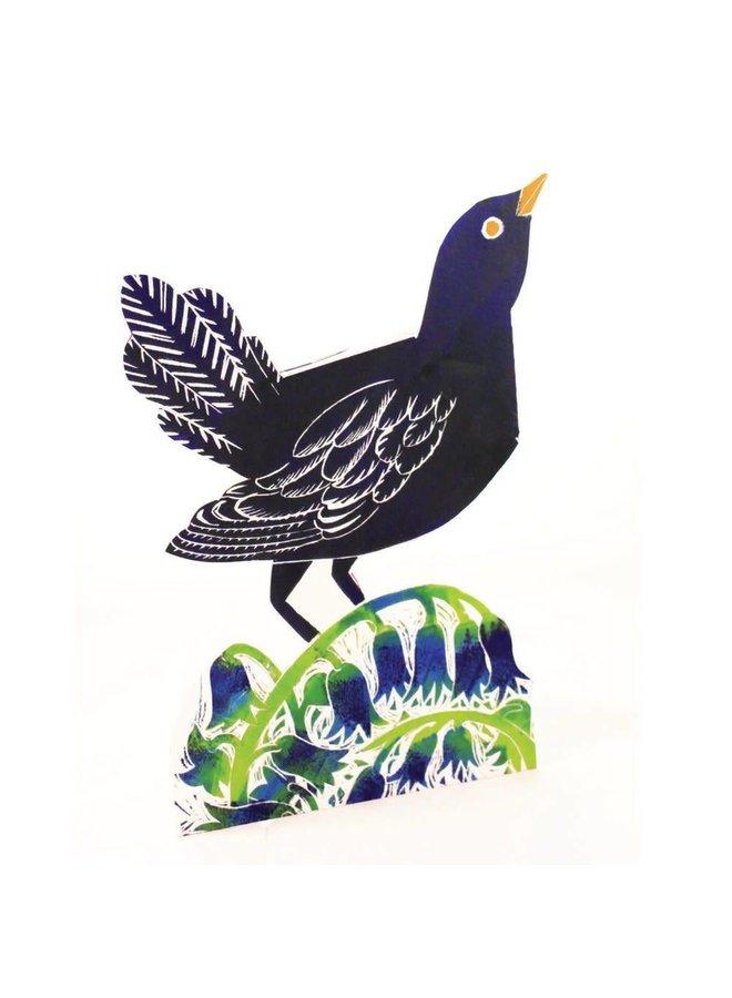 Blackbird 3D Card