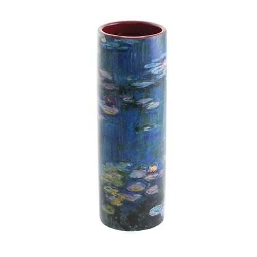 Dartington Crystal Ltd Monet Water Lilies Small  Art Vase