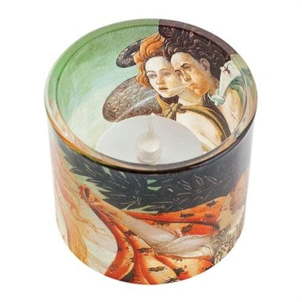 Botticelli Birth of Venus Tea lights