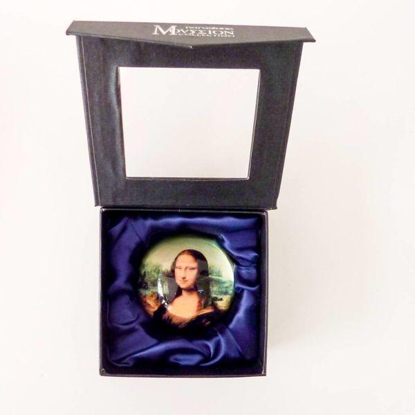 Da Vinci Mona Lisa  Paperweight