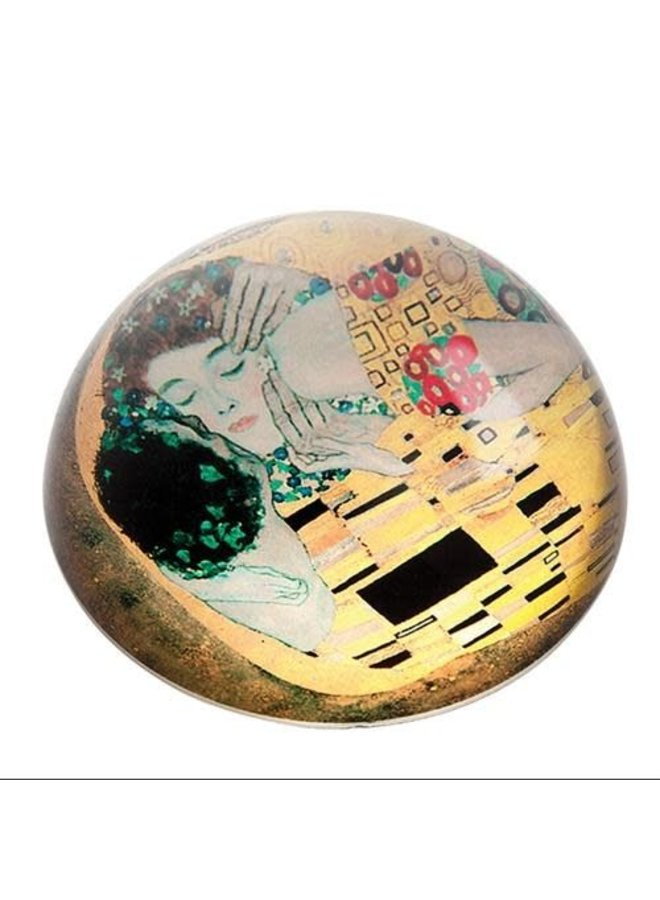 Klimt The Kiss Paperweight