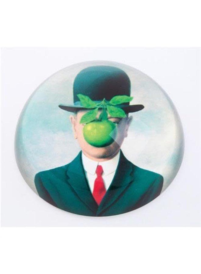 Magritte Le Fils De Homme Briefbeschwerer 098