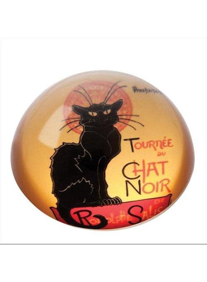 Steinlen Le Chat Noir Briefbeschwerer