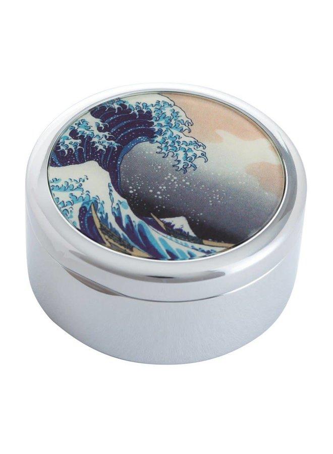 Hokusai The Great Wave Trinket Box