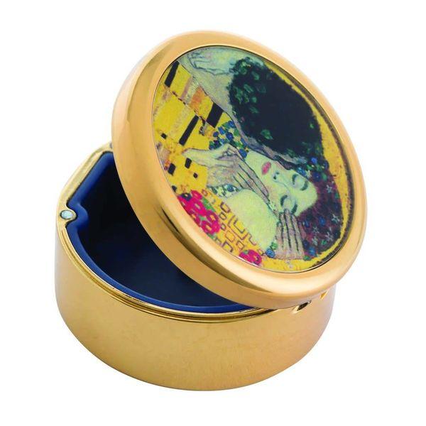 Klimt Kiss Trinket Box