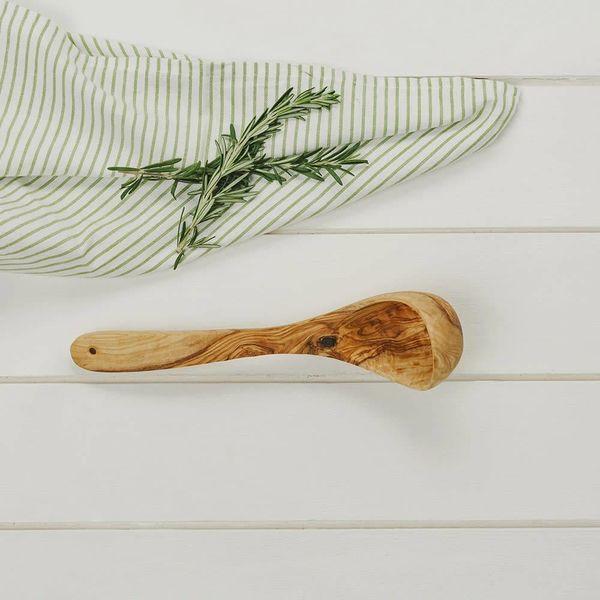 Olive Wood Ladle 25cm