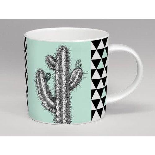 Repeat Repeat Hothouse Tall Cactus Mint Mug