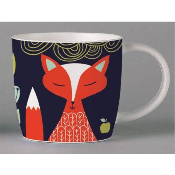 Folkland Foxy Dark Grey