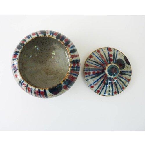 Selborne Pottery Lidded Pot