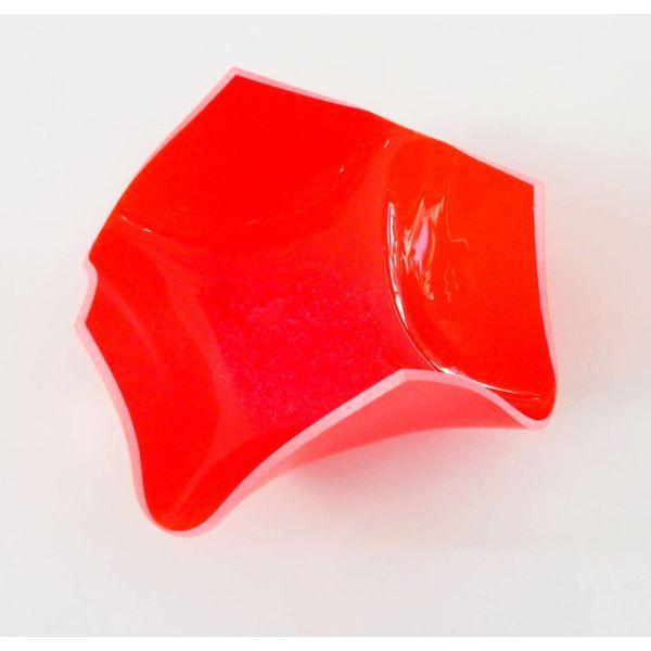 Buque acrílico fluorescente - Suzanne North