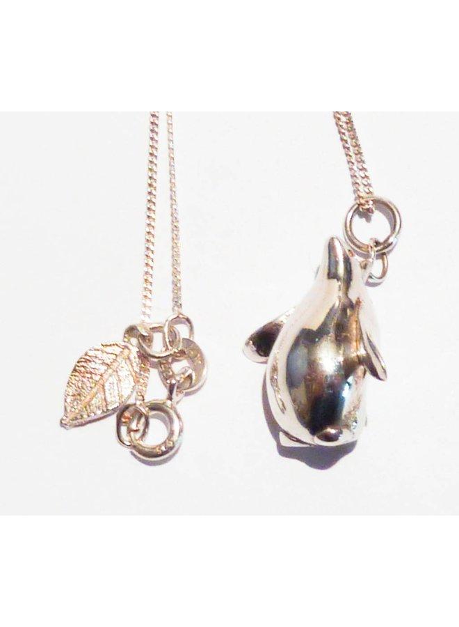 Pinguin-Halskette