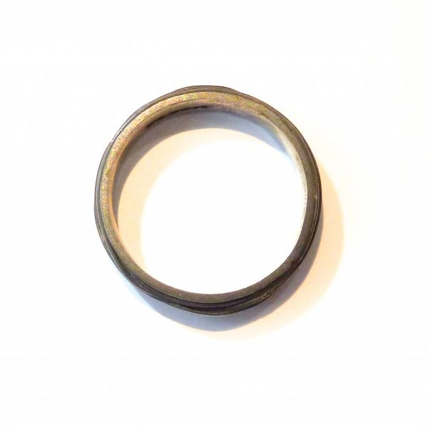 Copy of Thin wrap silver ring