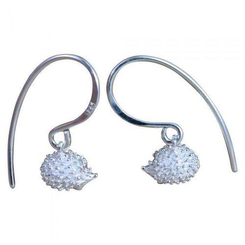 Reeves and Reeves Hedgehog Earrings