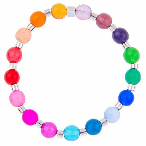 Carrie Elspeth Armband Galaxy - Regenbogenspektrum