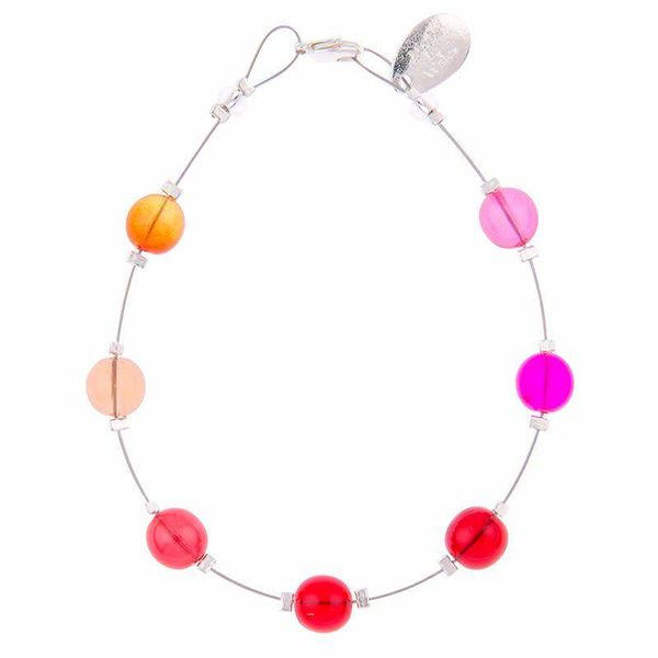 Bracelet Warm Galaxy - Reds / Pinks