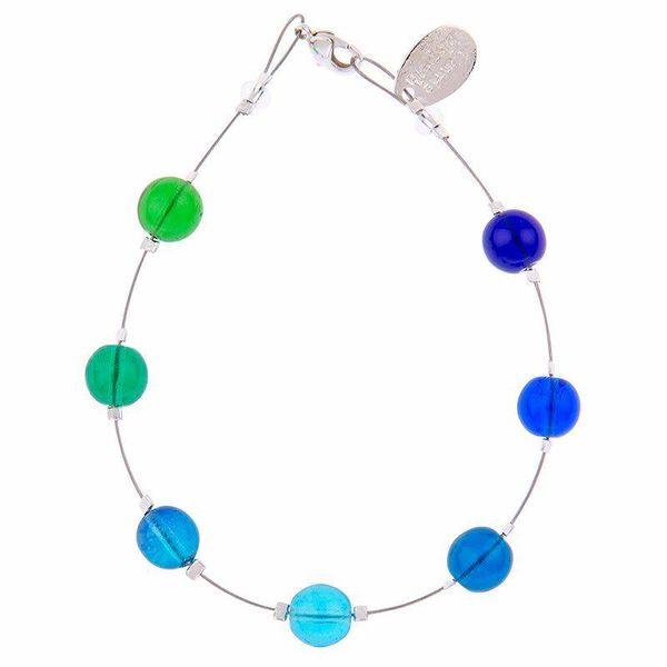 Bracelet Cool Galaxy - Blues / Greens