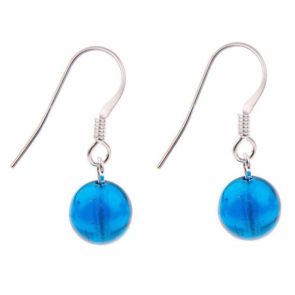 Earrings Galaxy - Blue