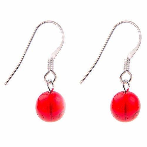 Carrie Elspeth Earrings Galaxy - Red