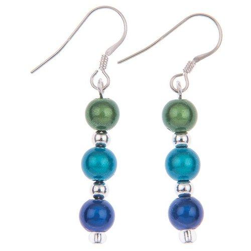 Carrie Elspeth Glow Ocean Earrings
