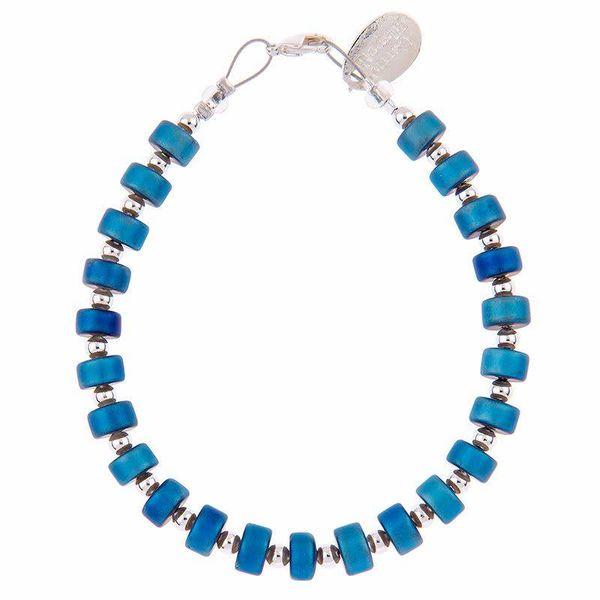 Armband Infinity - Blau