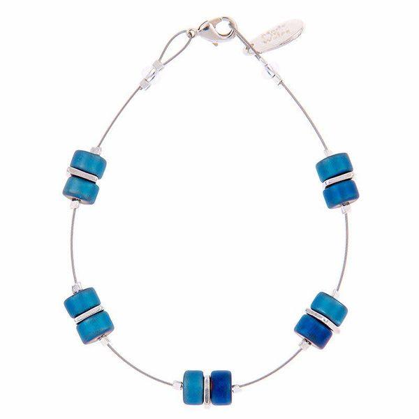 Armband Spaced - Blau