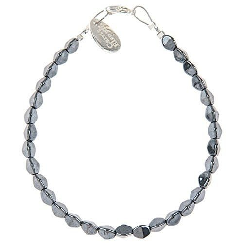 Carrie Elspeth Armband schick - Platin