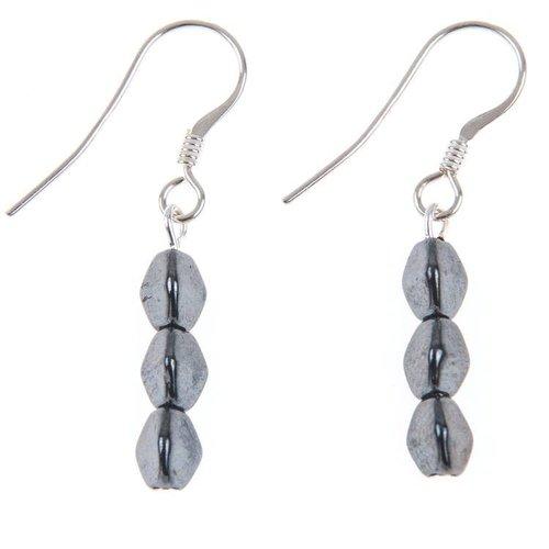 Carrie Elspeth Earring Chic - Platinum