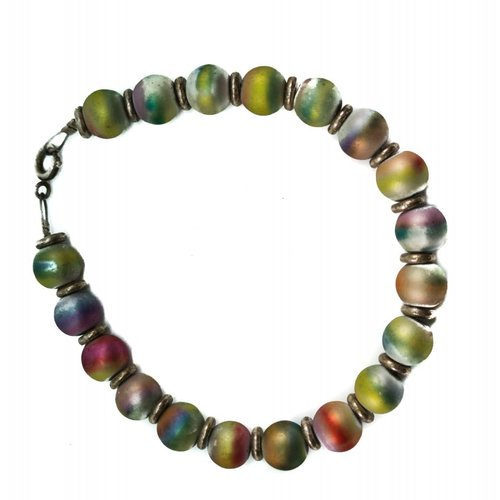 Carrie Elspeth Armband Metalic Balls voll -