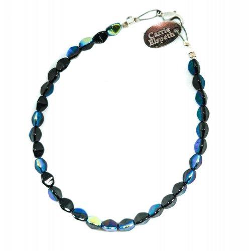 Carrie Elspeth Armband schick - Mitternachtsblau
