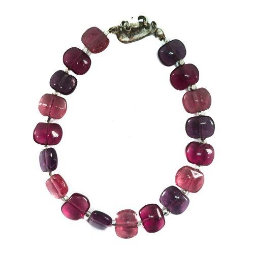 Carrie Elspeth Bracelet Spangle Ruby -