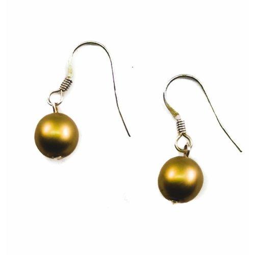 Carrie Elspeth Earring Harmony - Light Gold