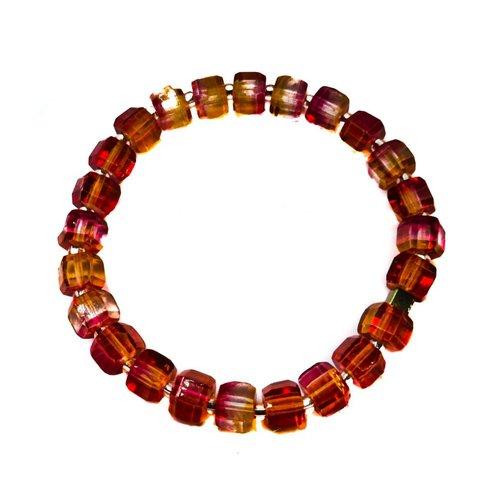 Carrie Elspeth Bracelet  Autumn Leaves  full -