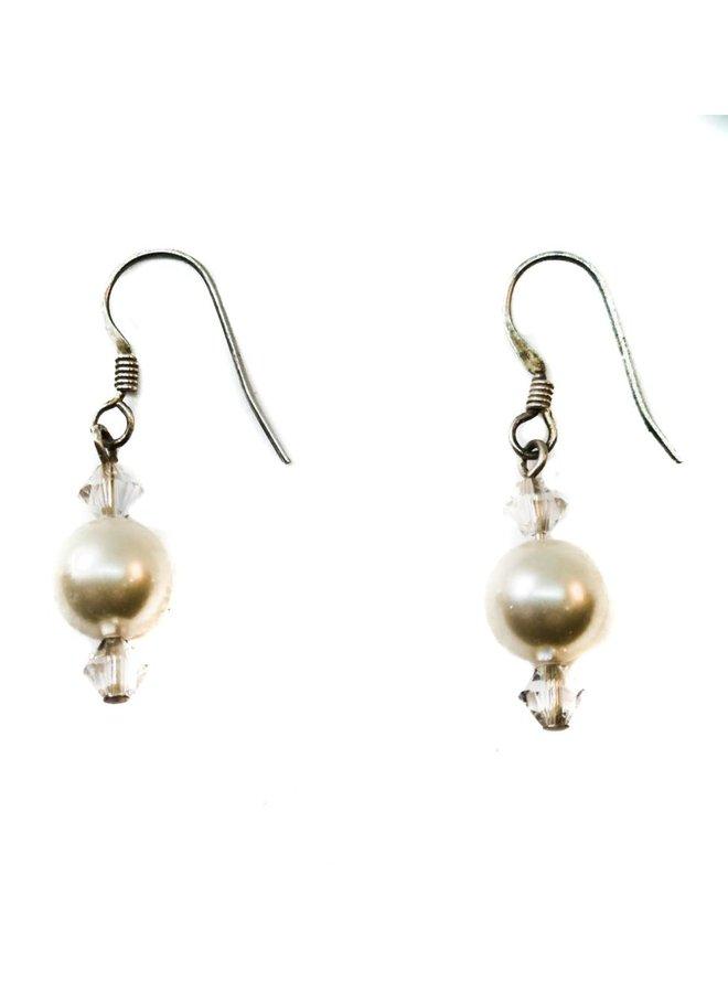 Ohrring Perle -