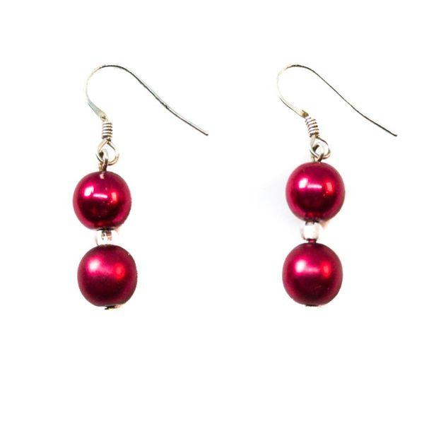 Earring Berry Double -