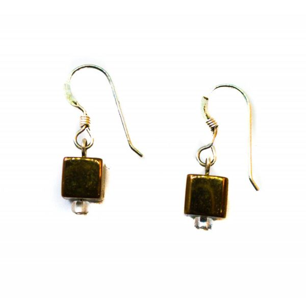 Earring Olympic Bronze -