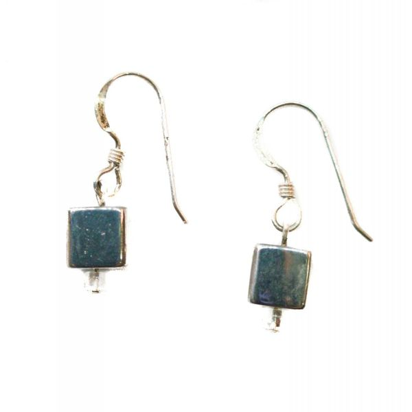 Earring Olympic Silver -