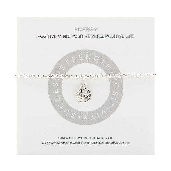 Energy Mantra Bracelet