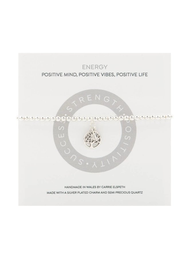 Energie Mantra Armband