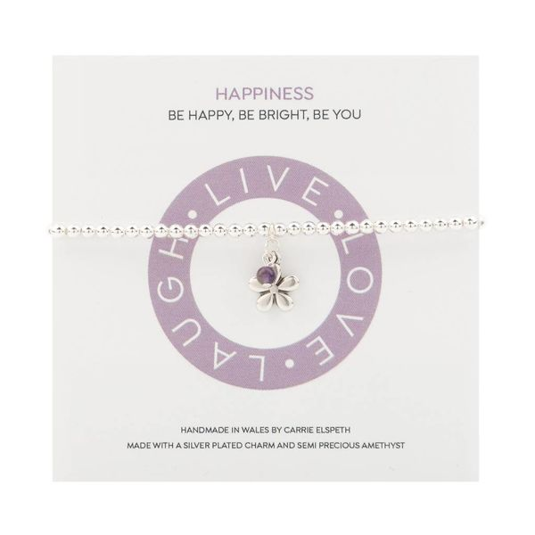 Happiness Mantra Bracelet
